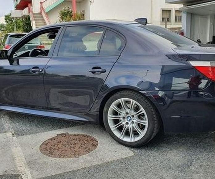 BMW 530D M EXT E INT!! IMPECABLE!!: Compra venta de coches de CODIGOCAR