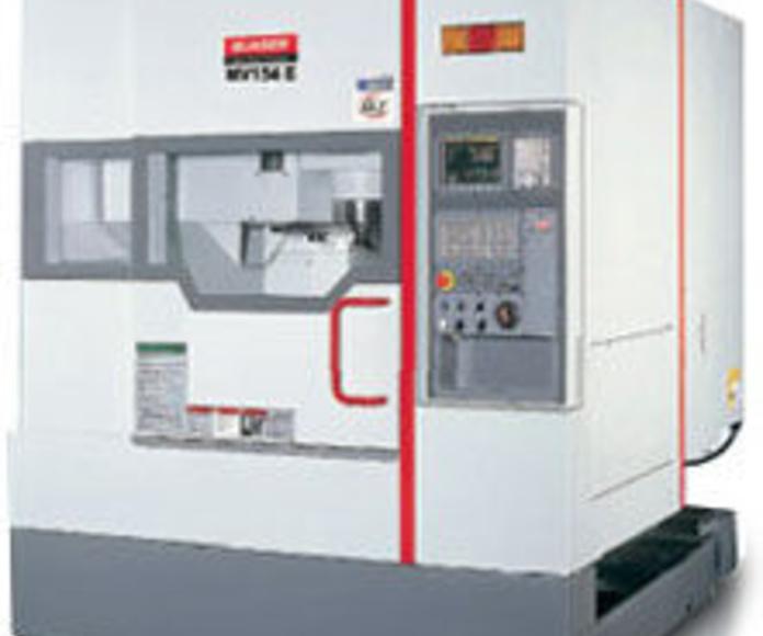 Quaser MV154: Maquinaria de Mecanizados Jasa