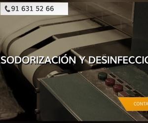 Tintorería rápida en Las Rozas | Tintorería Pressto Cantizal