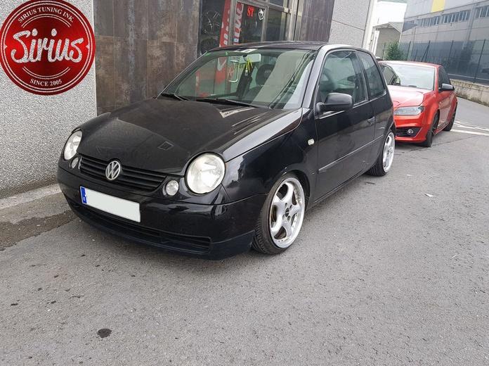VW Lupo - TaTechnix y Borbet
