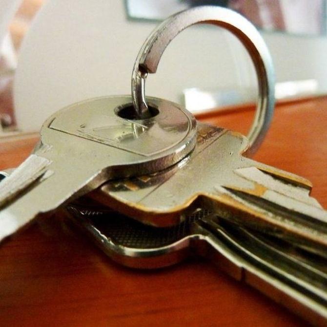 Los duplicados de llaves al momento