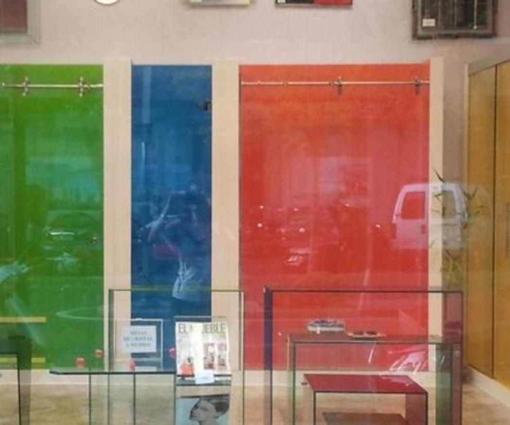 Características de los vidrios templados