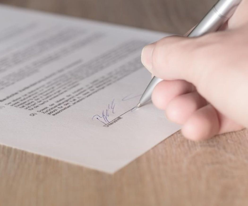 ¿Qué tipos de contratos conoces?