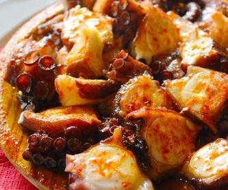 Carnes: Carta y menús de Restaurante Sa Punta D'es Moli