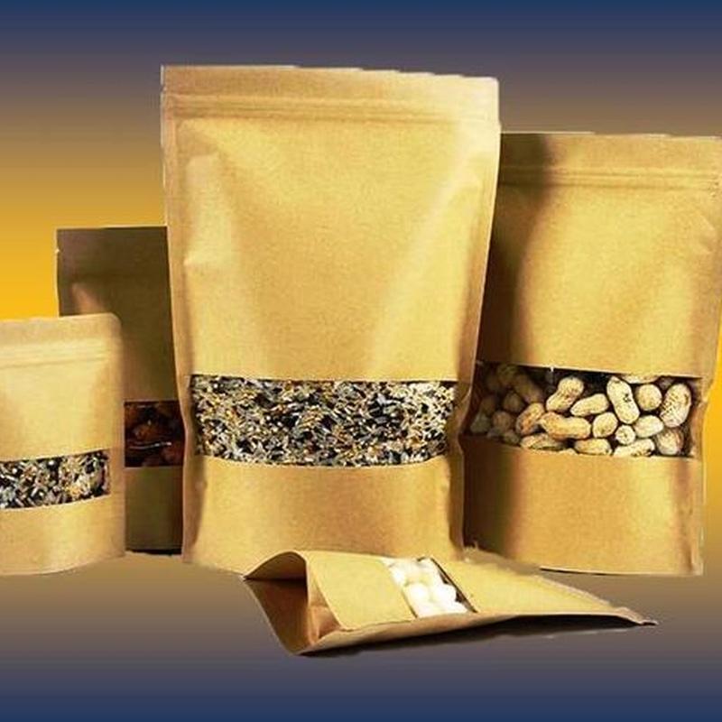 Termosellado doypack: NUESTROS  ENVASADOS de Envasados de Alimentos Bio y Gourmet, S.L