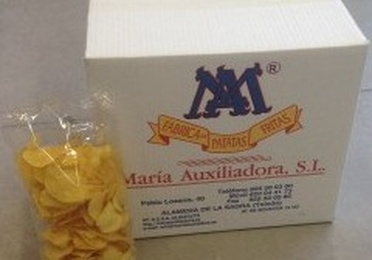 Patatas fritas-Frutos secos
