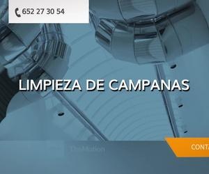 Limpieza de conductos de extracción en Tarragona: Control Air