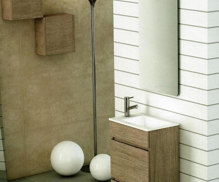 Muebles de baño: Productos y servicios de Depoceramic