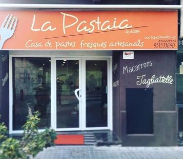 Pasta fresca en Badalona, Barcelona