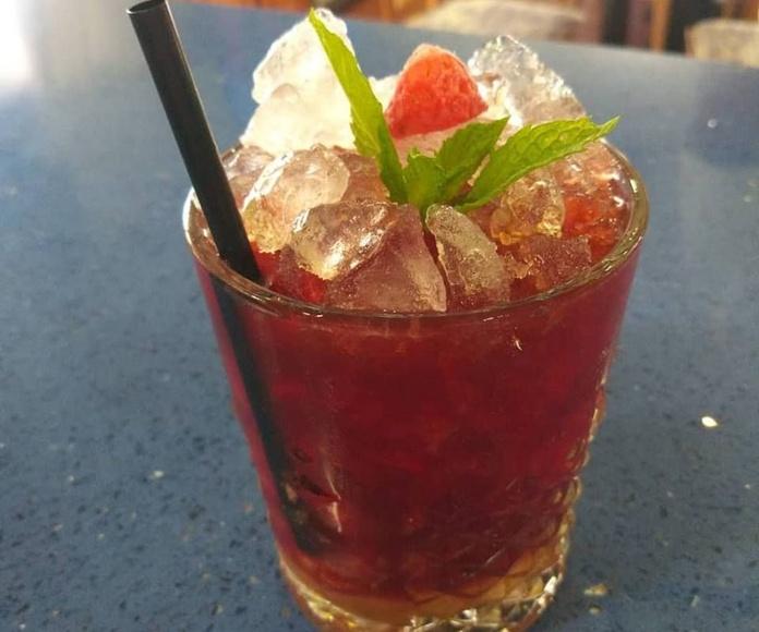 Bebidas: Carta de Restaurant Es Cactus