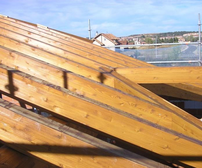 Restauración de cubiertas León