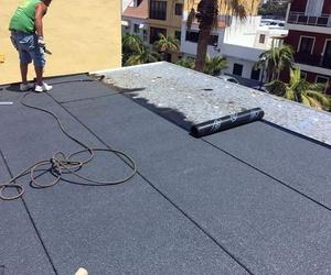 Impermeabilización de cubiertas en Santa Cruz de Tenerife
