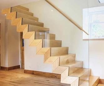 Instalación y montaje de carpintería en general: Servicios de Carpintería Jana