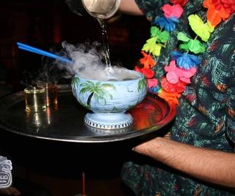 Seco: Cócteles de Aloha Polinesian Bar
