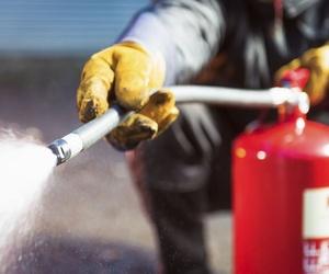 Extintores: guía práctica