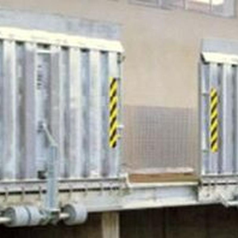 Pasarelas acero: Productos de Veinser Automatismos