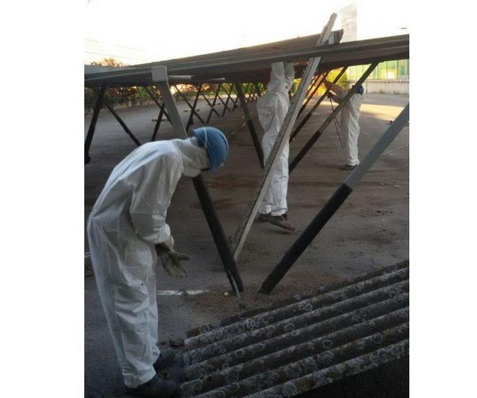 Trabajos con Amianto: Especialidades de DMM Demoliciones