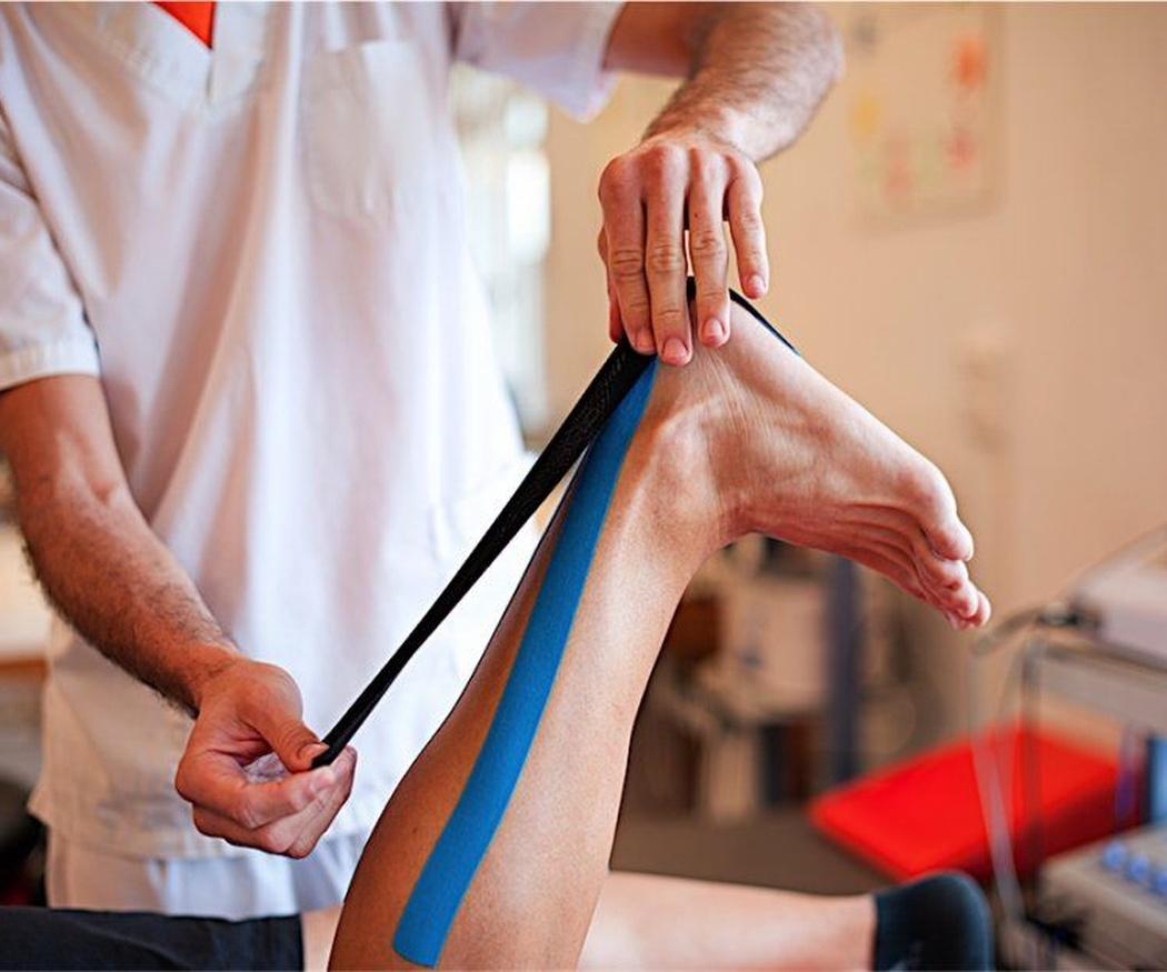 El tratamiento de la tendinosis aquilea