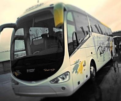 Autocares escolares Parla, Leganés, Alcorcón y Valdemoro