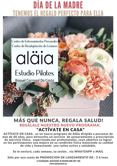 Día de la Madre, Regala Alaia, Regala Salud