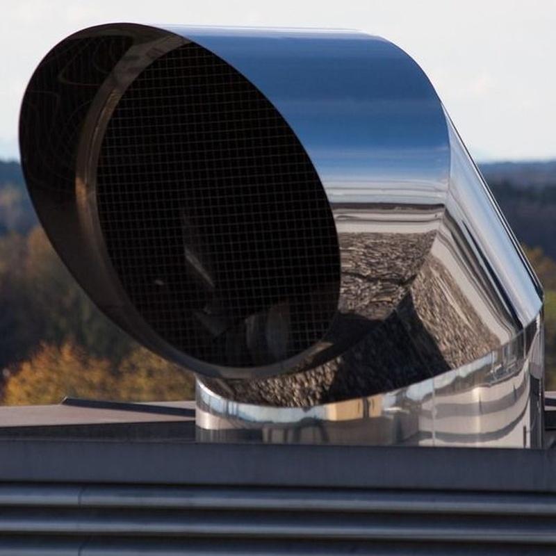 sistemas de climatización y ventilación