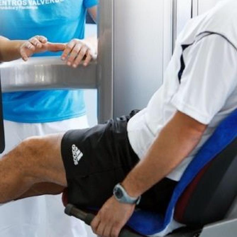 Fisioterapia Deportiva en Centros Valverde Quiropractico y fisioterapia Murcia