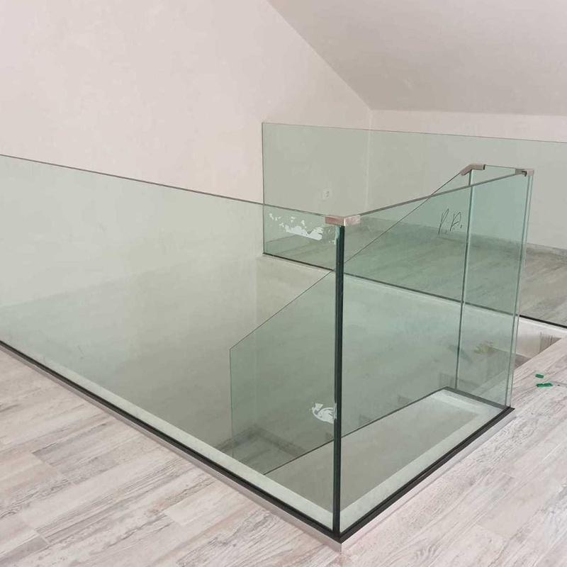 Barandilla cristal de seguridad Tenerife