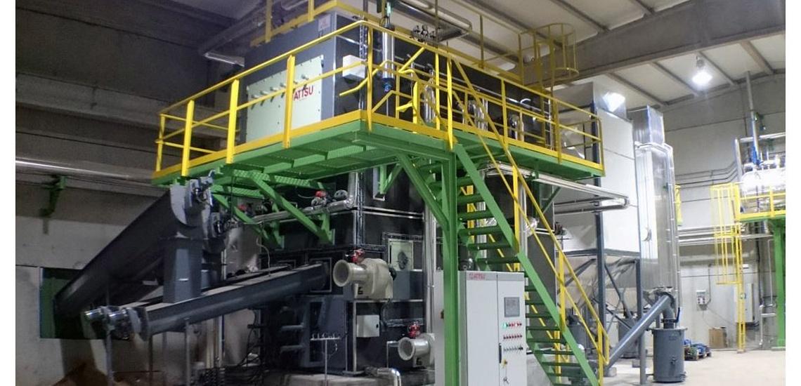 Calderas de biomasa industriales en Valencia