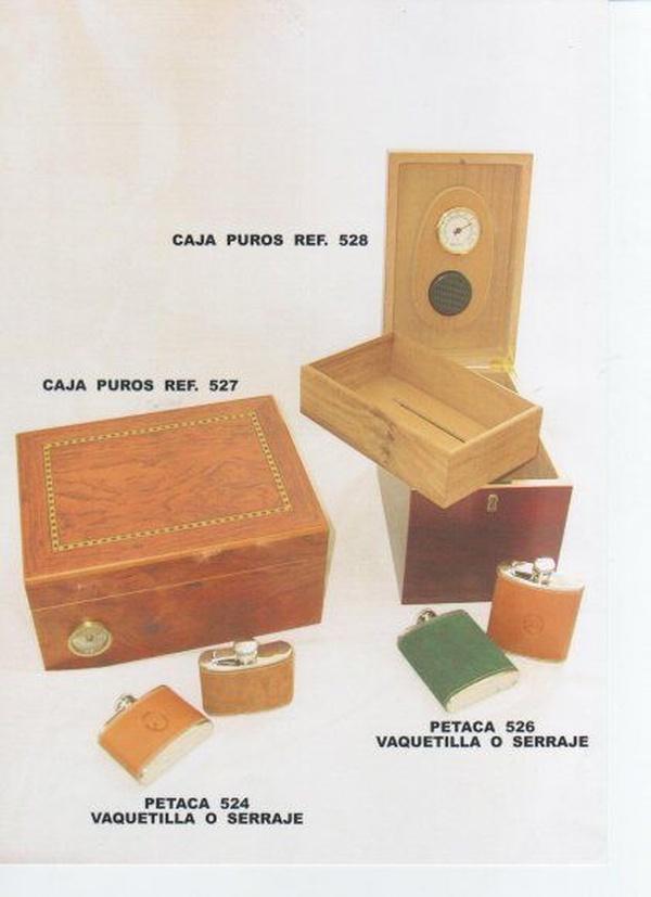 CAJAS DE PUROS: Catálogo de M.G. Piel Moreno y Garcés
