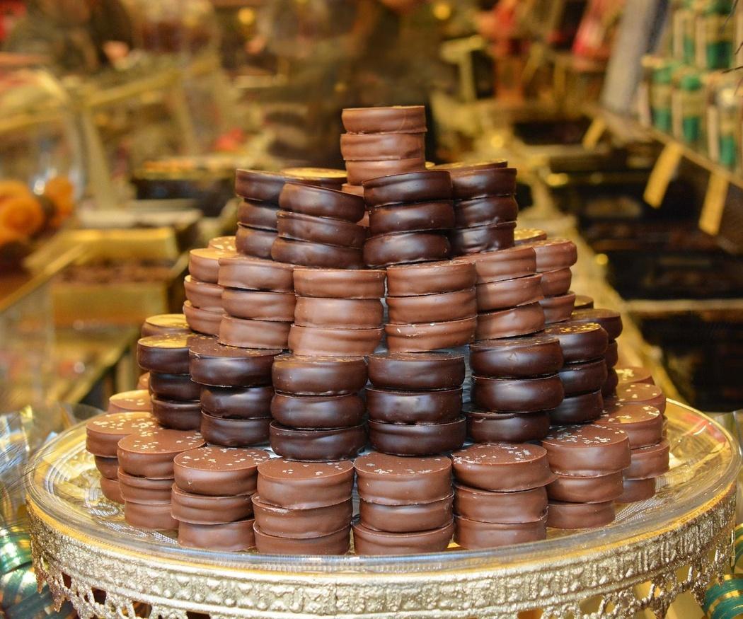Conservar el chocolate adecuadamente en verano