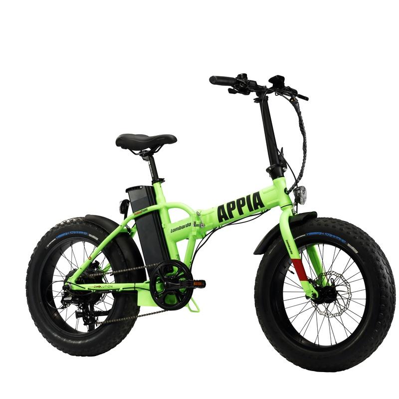 LOMBARDO APPIA FOLDING 2021:  de E-Bike Guadarrama
