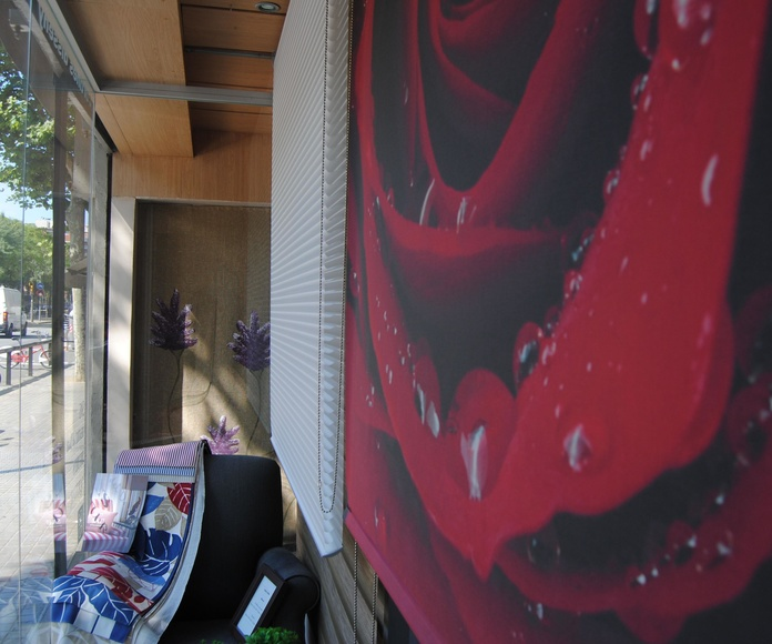 Rosa: Detalle Interior