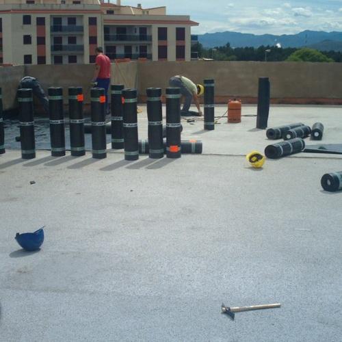Impermeabilización de terrazas en Castellón