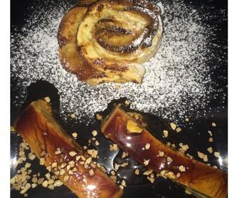 Entrantes y ensaladas:  de Restaurante Bonavista