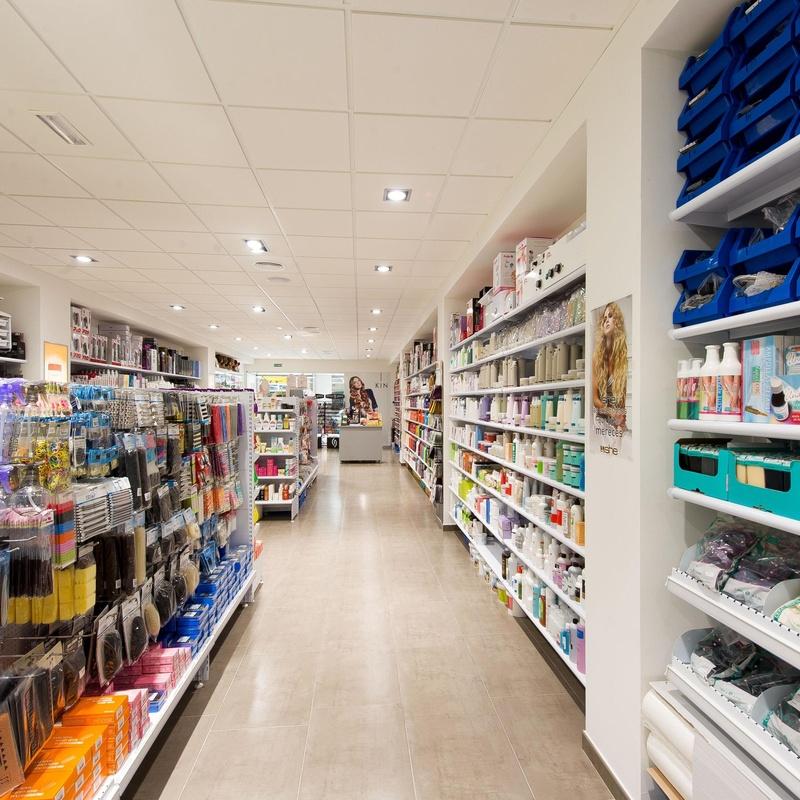 Venta de productos de peluquería y estética: Productos  de Mathiss