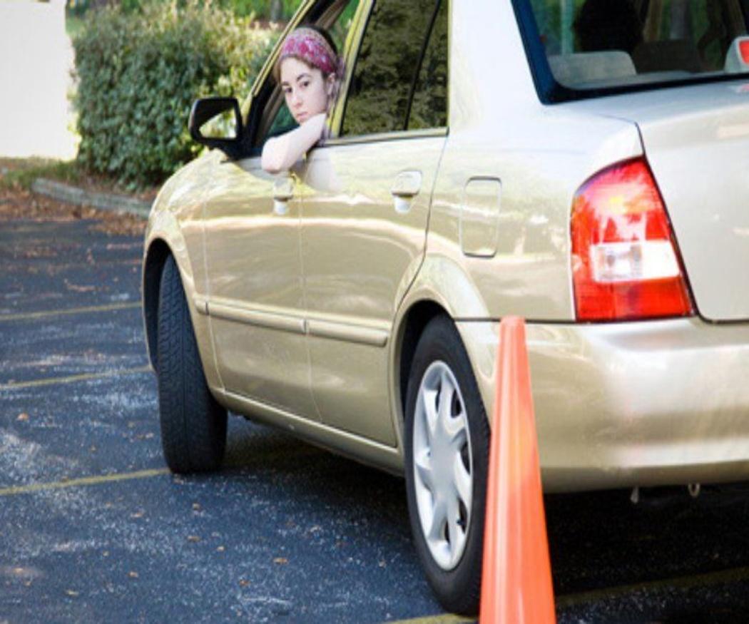 Errores comunes en el examen de conducir