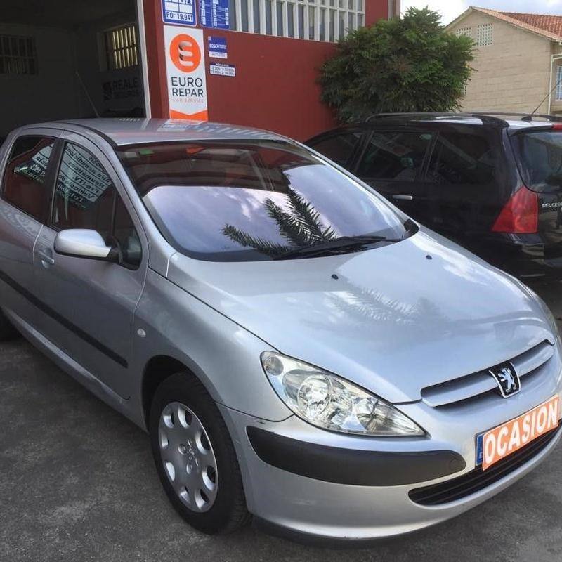 Peugeot 307 2.0HDI 90CV:  de Ocasión A Lagoa