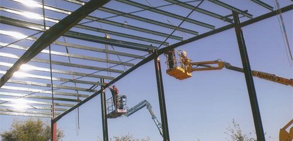Empresa de cubiertas en Cádiz: fabricación y montaje