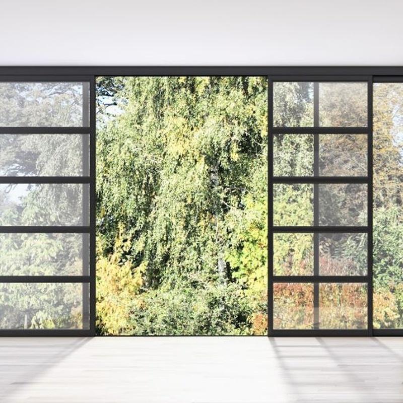 Puertas de hierro: Catálogo de Carpintería aluminio Vicar