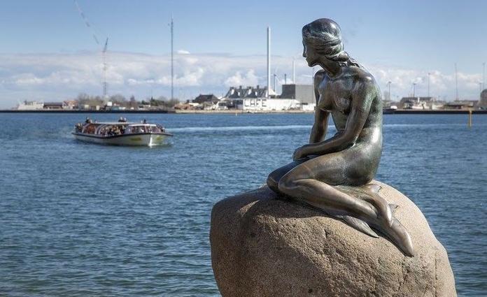 La Sirenita de Copenhague