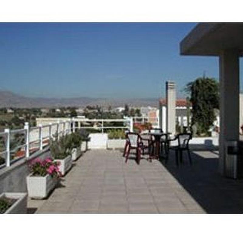 Panorámica: Nuestra Residencia de Residencia de Mayores El Pilar