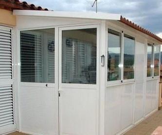 Instalación de ventanas y accesorios: Trabajos realizados  de Alumifex