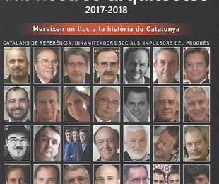 Publicación de libro de biografías de arquitectos de Cataluña