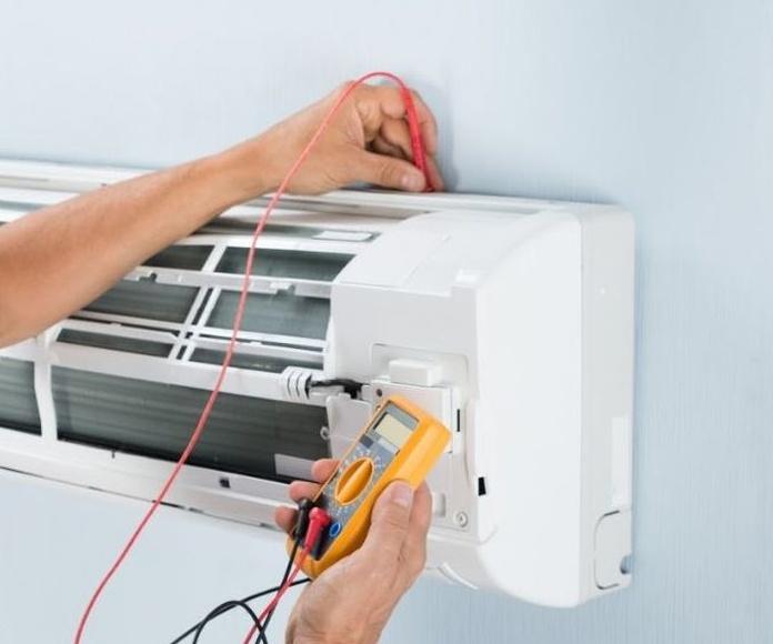 Mantenimiento preventivo / correctivo climatización