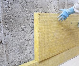 Reformas de patios de escalera: Servicios de Fachadas Monzón