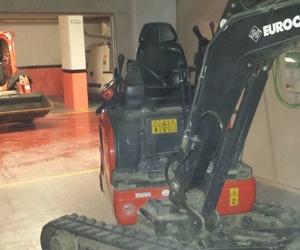 Empresa de excavaciones