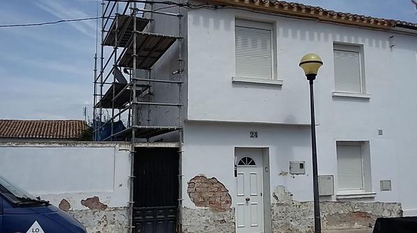 Limpieza de fachadas en La Rioja