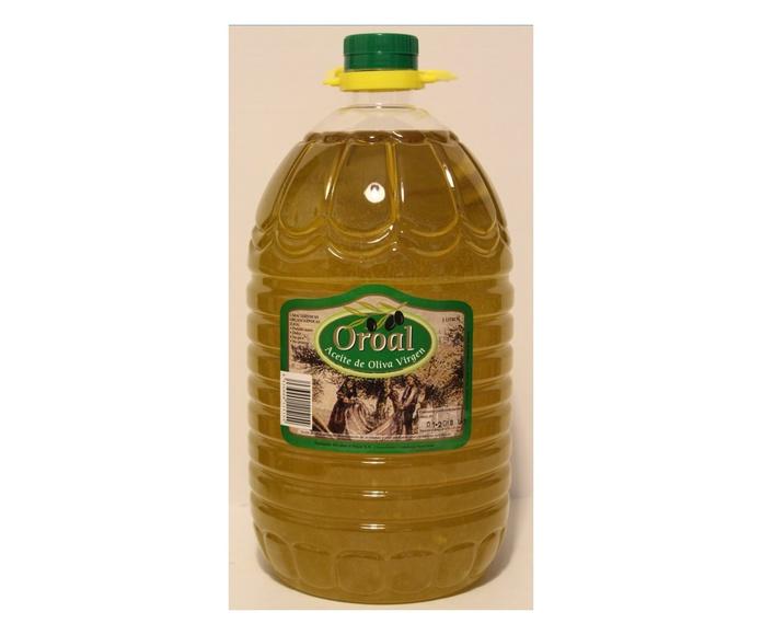Oroal: Aceite de Oliva Virgen 5L