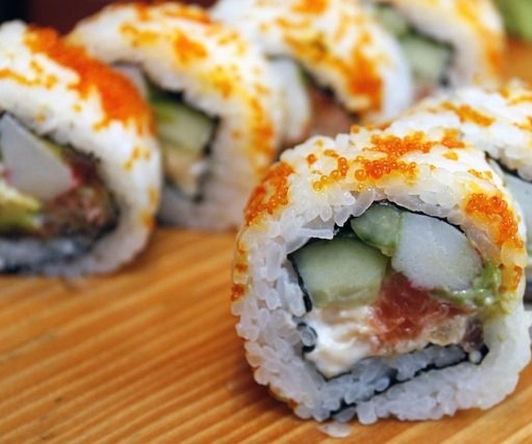 Orígenes e historia del sushi
