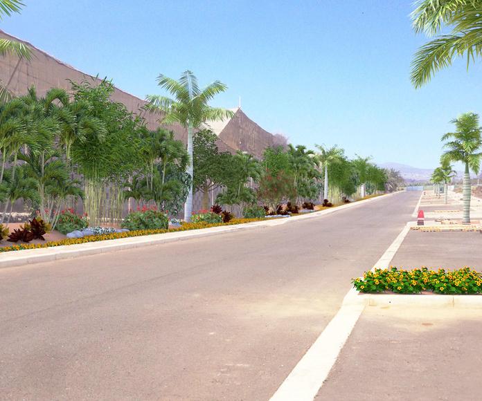 Diseño Técnico de Jardines: Productos y Servicios de Islas Jardín, S.L.